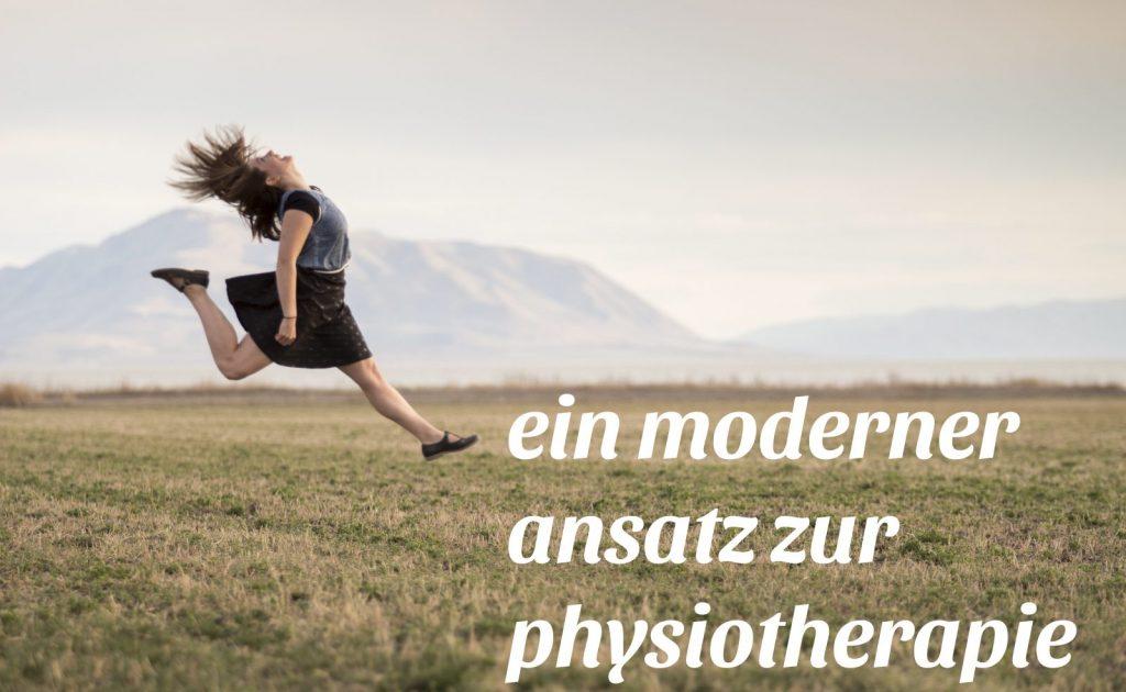 moderner Ansatz zur Physiotherapie